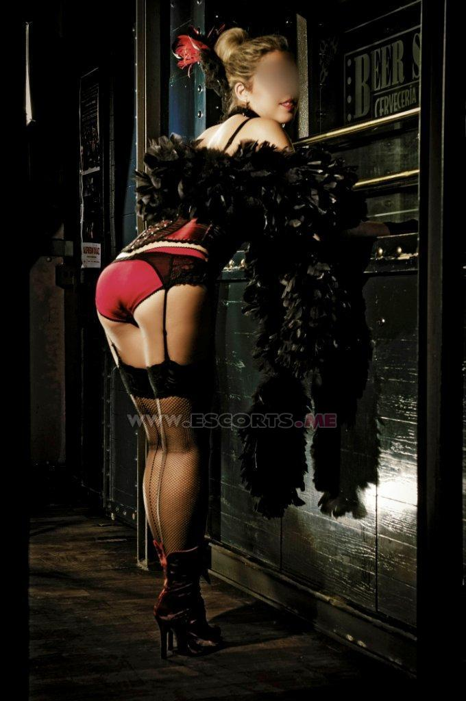 Escort CARLOTA Madrid